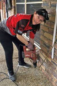 Michelle Downs, Owner/Operator of Lethal Pest Control, PWAPM Excellence Award Winner 2020