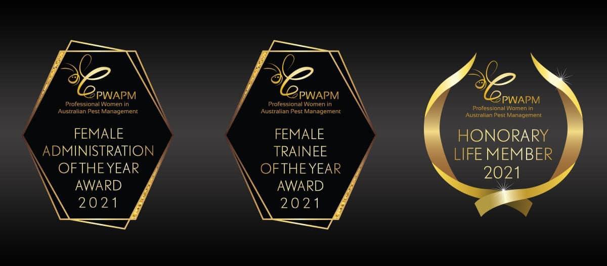 PWAPM recognition award logos image