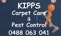 Kipps Carpet Care & Pest Control logo